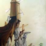 мельницы стрекоз